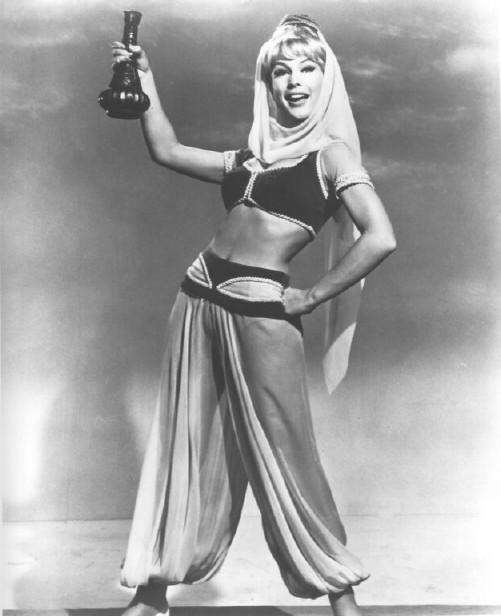Barbara Eden (Jeannie)