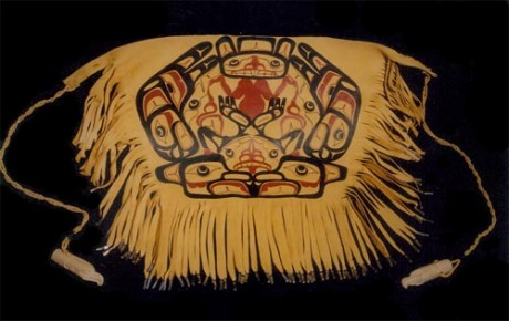 eagle clan apron