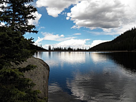 Idaho Springs Reservoir