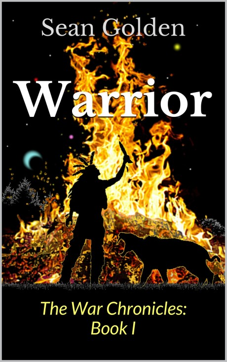 Warrior Cover w text